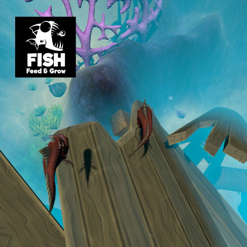 Feed and grow fish vote for the new name for dragonfish for Feed and grow fish the game